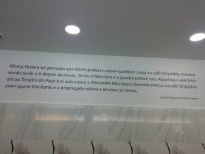 Cafe Orquidea, Lisbon Portugal