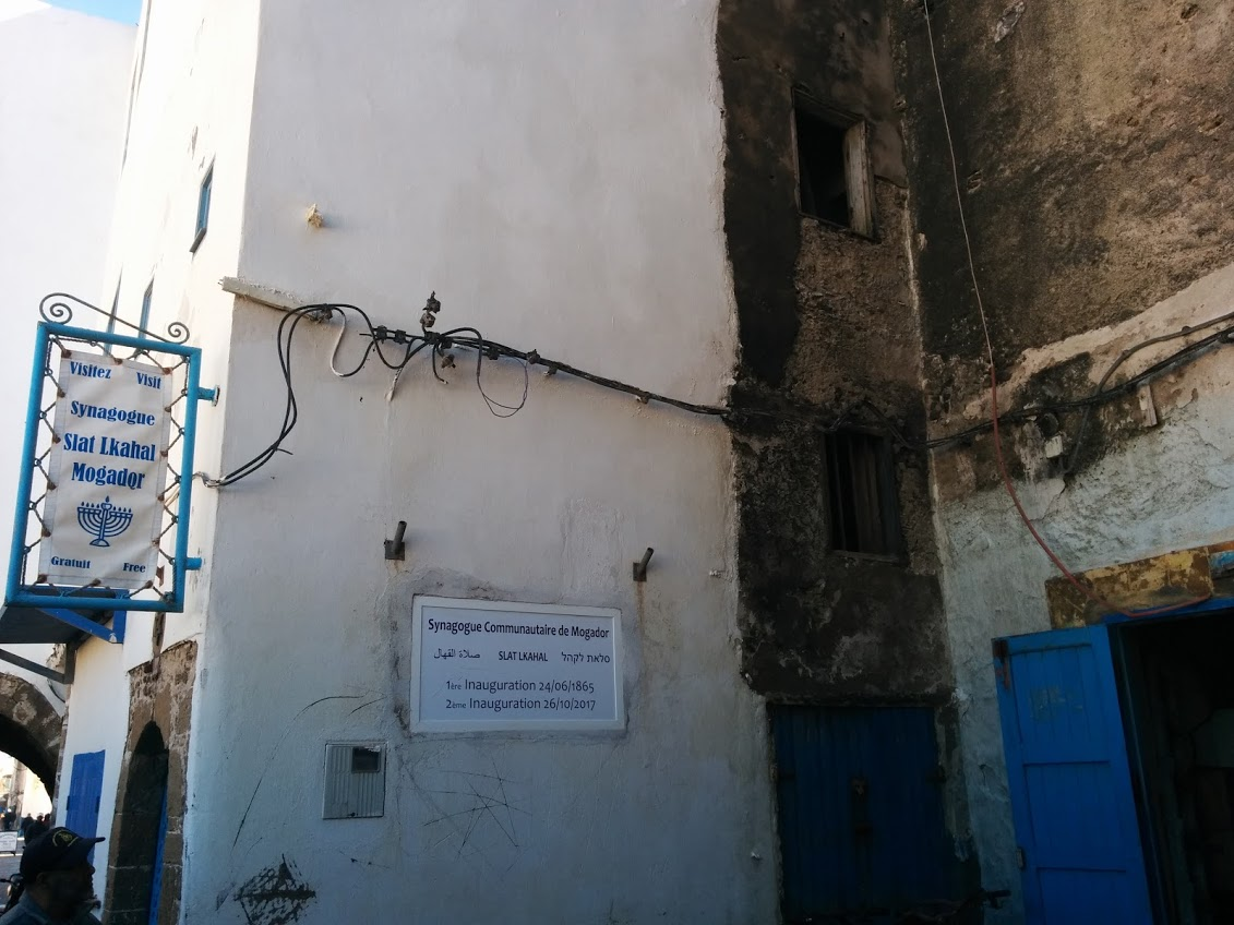 Hebrew in Morocco