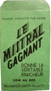 Mistral gagnant candy