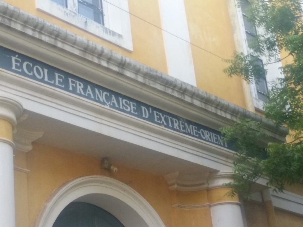 French school, Pondicherry