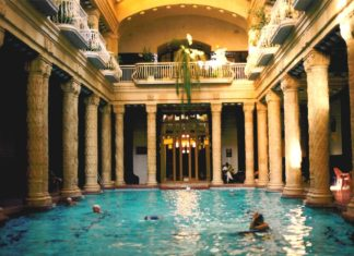 Gellert bath house